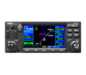 Garmin GNS 420AW (Black) International System