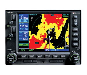 Garmin GNS 530AW (Black) International System