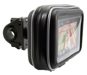 Arkon Water Resistant GPS Bike Mount & Case