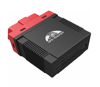 Plug-and-Track Vehicle OBD II Tracker (GPS306)