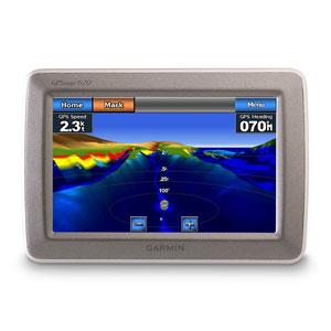 Garmin GPSMAP 620 - All in One Marine & Automotive GPS