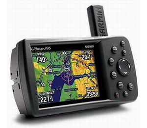 Garmin GPSMAP 296 Pacific Database