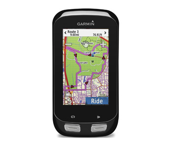 Garmin Edge 1000 + HRM + Cadence + Bike Holder