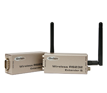 Gefen Wireless RS232 Extender GEF-EXT-WRS232