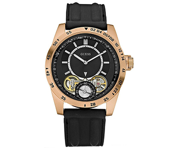 Guess Men's U18511G1 Complex Display Chronograph Watch