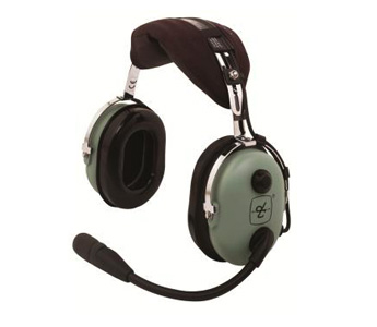David Clark H10-13XL ANR Headset w/ battery
