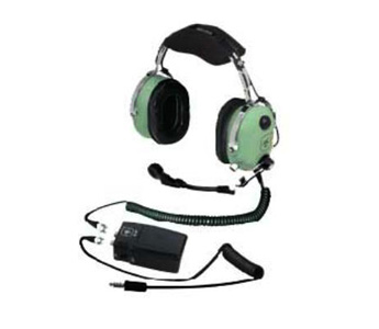 David Clark H10-66XL Dual Impedence Headset