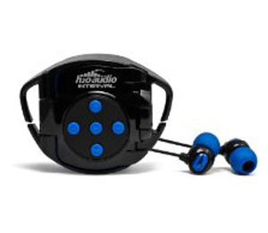 H2O Audio INT4-BK Interval Waterproof Headphone System for iPod