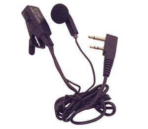 iCom HM-128L EARPHONE & MIC