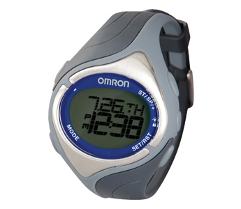 Omron HR-210 Strap Free Heart Rate Monitor