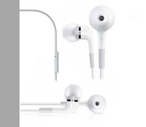 Apple In-Ear Headphones for iPhone 3G/3GS//4G/iPad