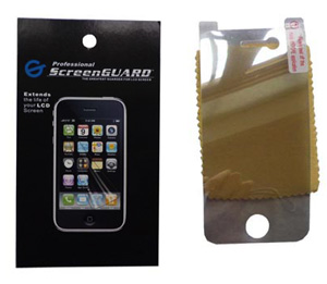 Screen Protector Film For Aplle iphone 4G