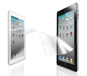 Clear Screen Protector for Apple iPad 2