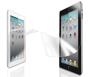 Anti Glare  Screen Protector for Apple iPad 2