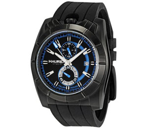 Haurex Italy Men's 3N358UNB Chronograph Mens Watch
