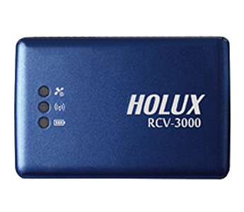 Holux RCV-3000 Wireless GPS Logger