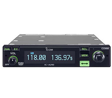 ICOM IC-A210 COM Transceiver