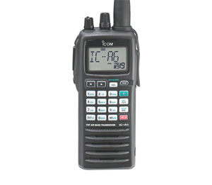 Icom IC-A6 COM Transceiver