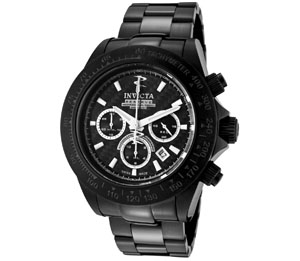 Invicta Men's 0785BBB Reserve Speedway Automatic Chronograph Bla