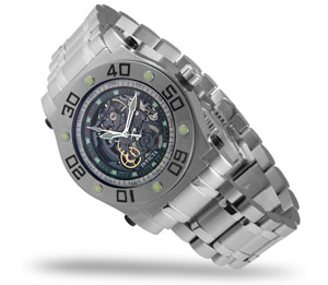 Invicta Men's 4947 Reserve Speedway Skeleton Mechanical Automati
