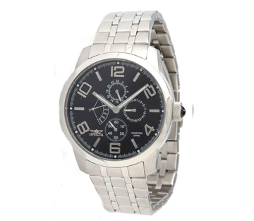 Invicta 5870 Retrograde Master Calendar SS Mens Watch