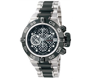 Invicta Men's 6422 Subaqua Collection Automatic Chronograph Stai