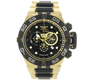 Invicta Men's 6562 Subaqua Noma IV Collection Chronograph 18k Go
