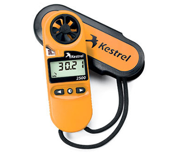 Kestrel 2500 Pocket Wind Speed Meter Anemometer