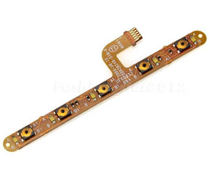 Keypad Button Flex Cable Ribbon For HTC HD2 Repairing Parts D0267