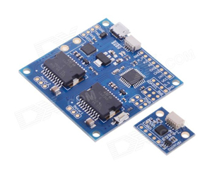 2-axis Brushless Gimbal Controller Board with Sensor