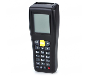 "2.3"" LCD Handheld Computer Barcode Scanner/Reader (2 x AA)"