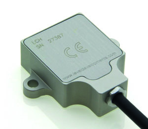 LCH-360 � RS232 Single Axis Inclinometer Sensor, 360� Range