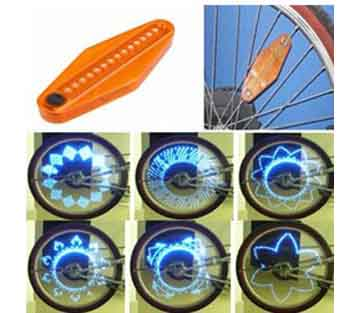 LED Bicycle Spoke Light CHT-0309