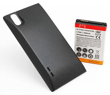 LG Prada 3.0/Prada K2 P940 3.7V/3600mAH [P940]