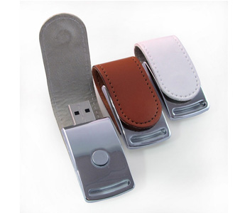 Leather USB Flash Drive SU-81