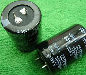 Marcon 15000UF/63V Electrolytic Capacitor 35x51mm