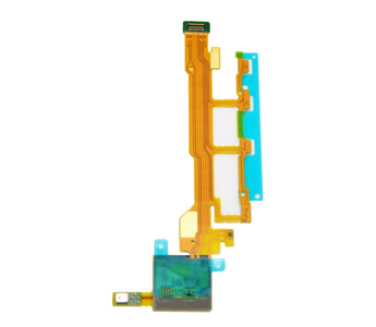 Microphone Sidekey Flex Cable Replacement Parts For Sony Xperia Z L36h