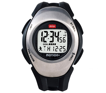 Mio MOTION+ ECG Strapless Heart Rate Monitor Watch