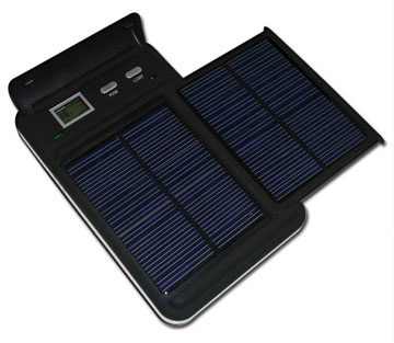 Multifunctional Solar Mobile Power for Laptop, Mobile Phone, PDA