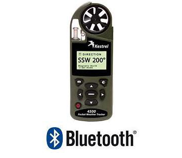 Kestrel 4500NV Weather Wind Anemometer w/ Bluetooth