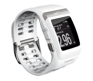 Nike+ SportWatch GPS Powered by TomTom (White)