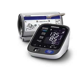 Omron 10 Plus Series Upper Arm Blood Pressure Monitor