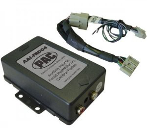 PAC AAI-FRD04 Auxiliary Input for Select Ford 2004?2007 Vehicles