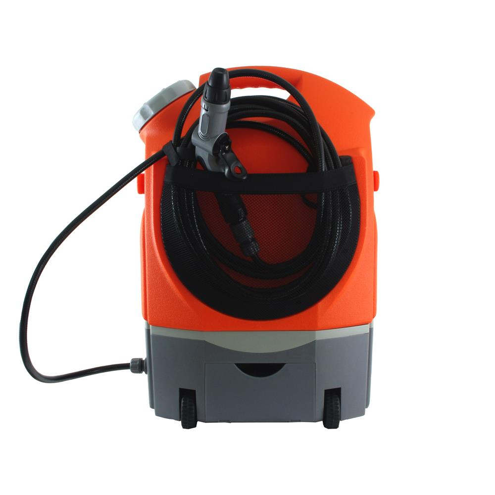 Pure Clean Outdoor Portable Spray Pressure Washer Cleaner System