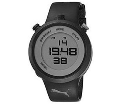 Puma Go Digital Grey Dial Men's watch
