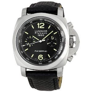 Panerai Men's M00212 Luminor Flyback Chrono 1950 Tachymeter Watc