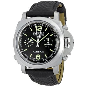 Panerai Men's M00213 Luminor 1950 Chrono Rattrapante Chronograph