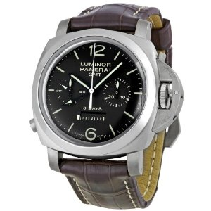 Panerai Men's M00311 Luminor 1950 8 Days Chrono Monopulsante GMT