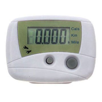 Multifunction Digital Electronic Pedometer Step Counter