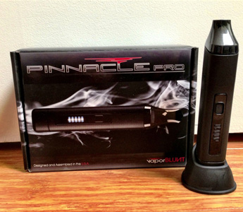 Pinnacle Pro Portable Vaporizer by VaporBlunt